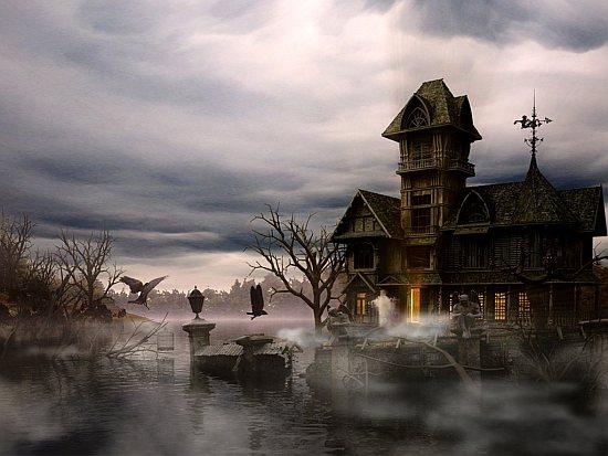 Мистический Херсон - дом с привидениями продали всего за 500 долларов