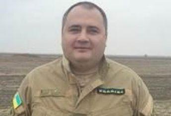 Начальник полиции Геническа Андрей Лещенко