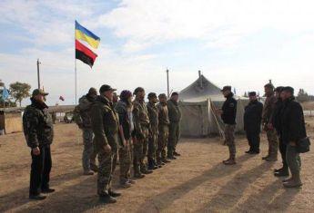 Правый сектор уже покинул блок-посты на границе с Крымом