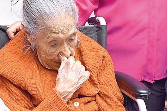 117-летняя мексиканка скончалась, получив свидетельство о рождении