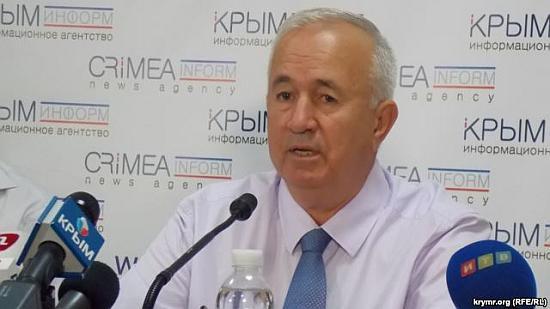 Херсонские чиновники продолжают платить за оздоровление детей беглому сепаратисту Ниметуллаеву