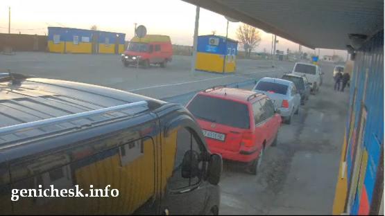 Граница с Крымом - Киев решил что это всерьез и надолго