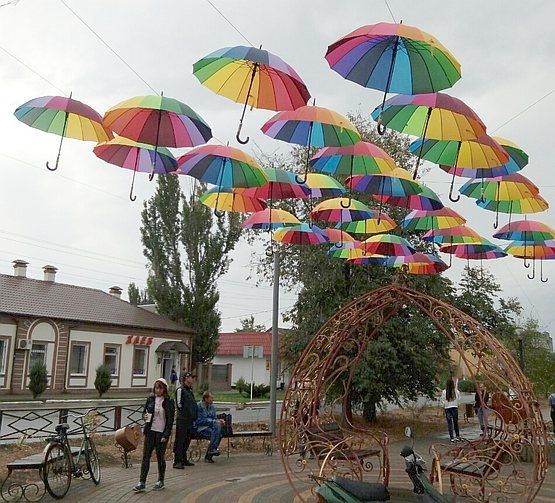 Геническ. День города 2017
