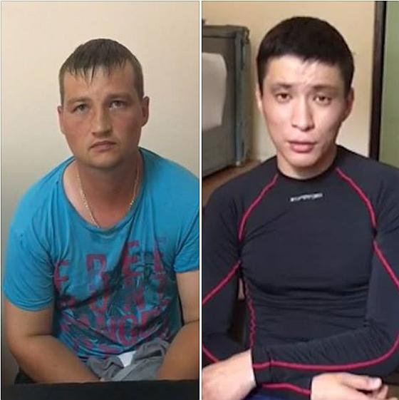 В Сивашах задержали российских диверсантов