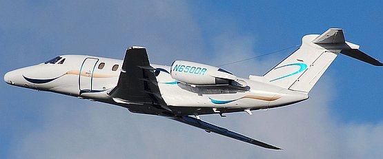 «Сессна-650 Сайтейшен III» (англ. Cessna 650 Citation III) — турбовентиляторный двухмоторный средний самолёт бизнес-класса, разработанный компанией Cessna Aircraft Company.