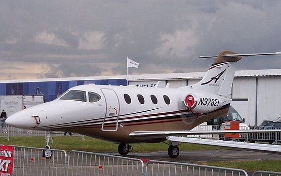 Beechcraft Premier I — американский лёгкий реактивный административный самолет производства Hawker Beechcraft.