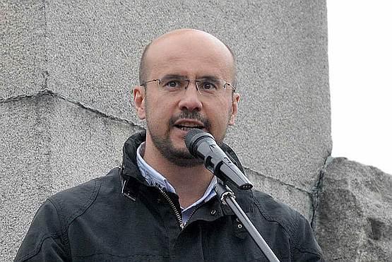 Депутат Верховной Рады Украины Сергей Рудык
