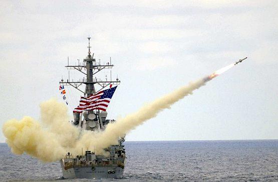 США могут направить военные корабли в Азовское море