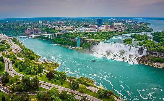 в Канаду, отправляется делегация херсонских чиновников изучать создание свободной экономической зоны в районе Ниагарского водопада.