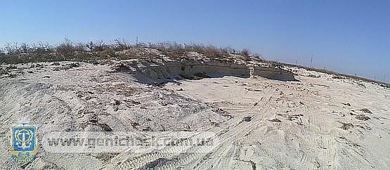2015 год. Добыча песка переместилась на пятый, на Генслободке уже нет песка