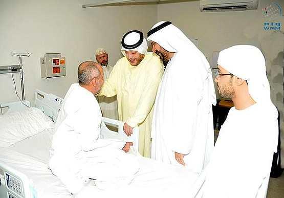 С заботой о здоровье саудита