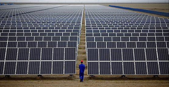 На Херсонщине планируют активно развивать солнечную энергетику