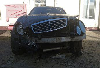 Автомобиль же, который и стал причиной ДТП, двигался на бешеной скорости