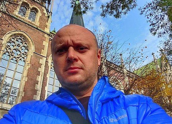 Помощник председателя Генического райсовета Денис Стеценко попал в ДТП