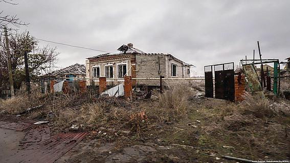 Жилой дом в курортном поселке Широкино