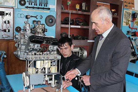 Новоалексевское ПТУ -23 приглашает молодежь на учебу