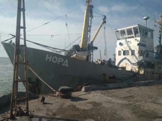 "В Азовском море новый кризис по имени ""Норд"""