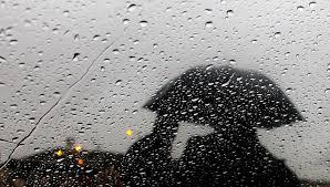 Конец июля в Геническе - дождливая погода и похолодание