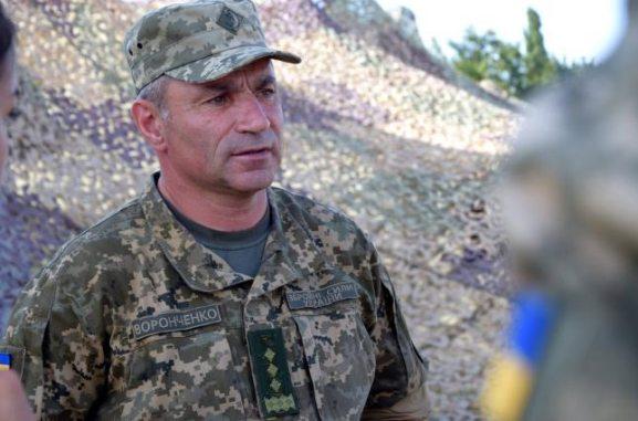 Из интервьюBBC Украинакомандующий Военно-морских сил ВСУ адмирал Игорь Воронченко.