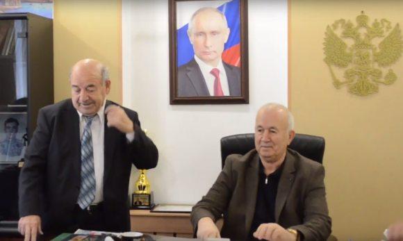 Сейтумер Ниметуллаев стал профессором. Весь Геническ в шоке !
