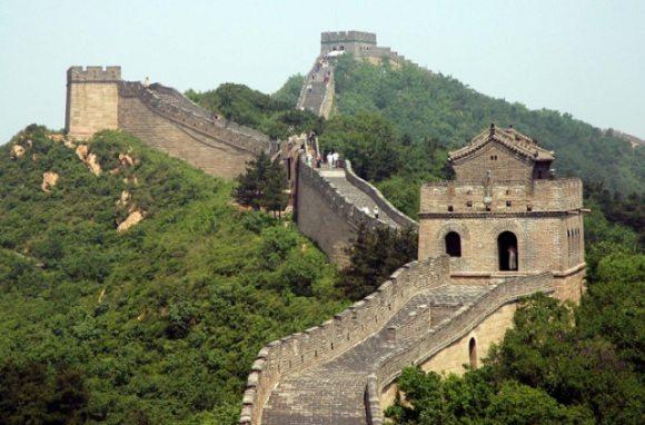 Великая китайская стена прообраз границы с Крымом