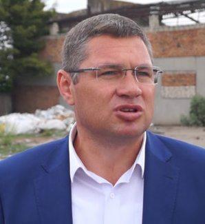 Заместитель председателя Херсонской областной государственной администрации Евгений Рыщук