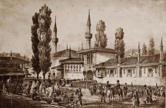 Тайны и загадки Крымского Ханства в Геническе