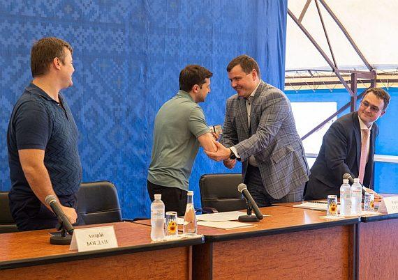Президент призначив Юрія Гусєва головою Херсонської облдержадміністрації
