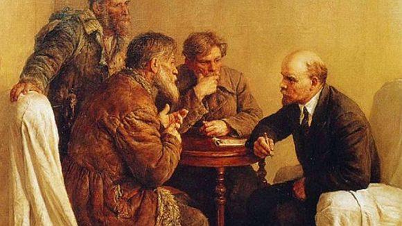 Из истории подачи петиций  - нижайшая просьба к Ленину рассмотреть петицию трудового  крестьянства от жителей Генического района