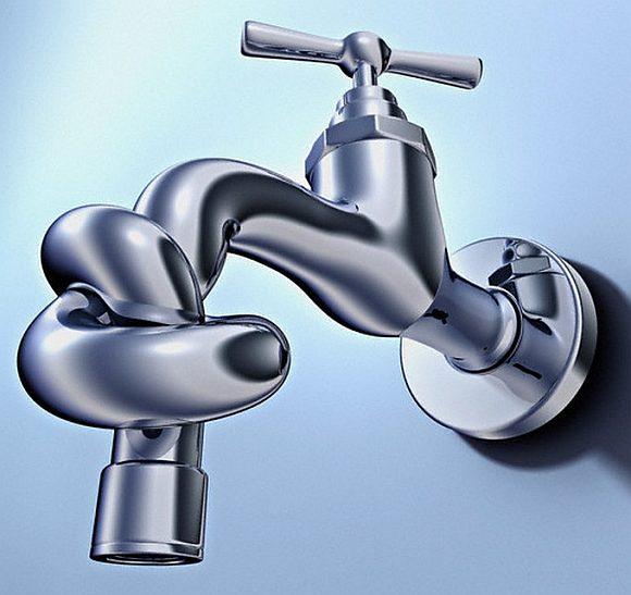 В аннексированный Крым Украина воду не даст