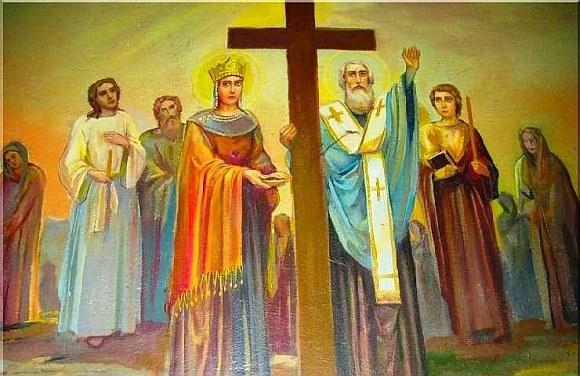 Сегодня православный праздник Воздвижения Креста Господня