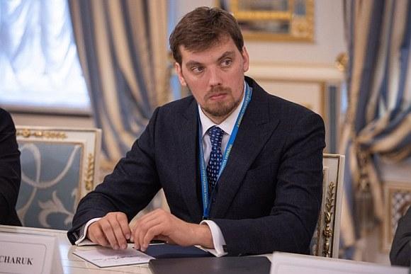 Киевский мечтатель Гончарук, по совместительству глава правительства Украины